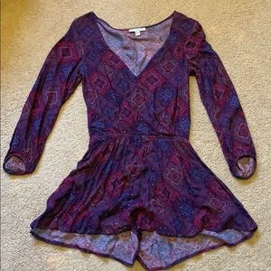 NWOT American Eagle Outfitters bohemian romper